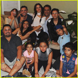 Camila Cabello Spends Holidays With Family After Fifth Harmony Exit