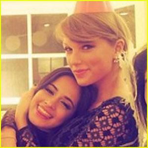 Camila Cabello Wishes BFF Taylor Swift a Happy 27th Birthday!