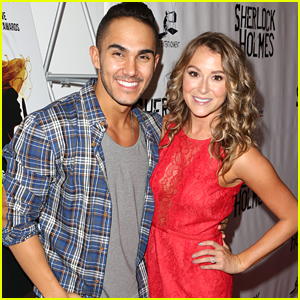 Carlos PenaVega Had His First 'Dad' Moment; Alexa's Sister Makenzie Vega Shares New Pics of Baby Ocean