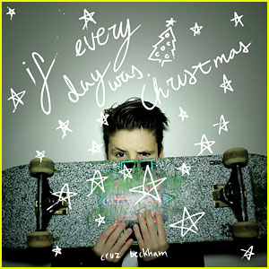 Cruz Beckham: 'If Every Day Was Christmas' Is Out Now - Listen Here!