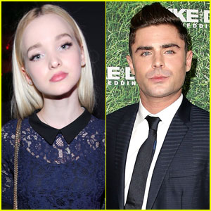 VIDEO: Dove Cameron Had The Biggest Crush on Zac Efron in Hairspray!