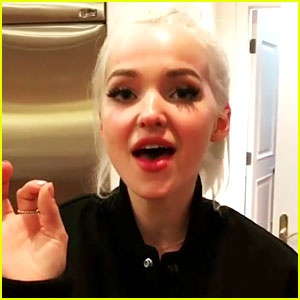 VIDEO: Dove Cameron Perfectly Sings a 'Dreamgirls' Song for Jennifer Hudson!