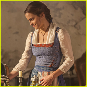Fans Find Emma Watsons Beauty The Beast Belle Doll In A Wedding Dress