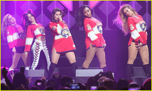 Fifth Harmony Performs Together Before Camila Cabello's Exit Announcement