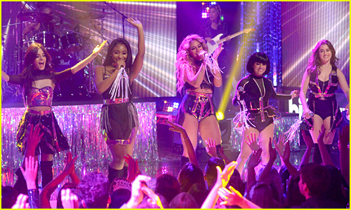 Camila Cabello's Last Televised Performance with Fifth Harmony Airs on 'Rockin' Eve'