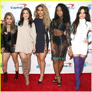Fifth Harmony Kill The Stage at Jingle Ball LA 2016!