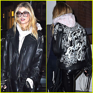 Hailey Baldwin Is 'Not Your Baby' In New York City