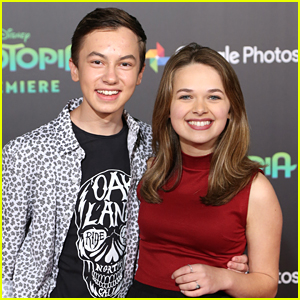 The Fosters' Hayden Byerly & Girlfriend Alyssa Jirrels Celebrate 1 Year Anniversary