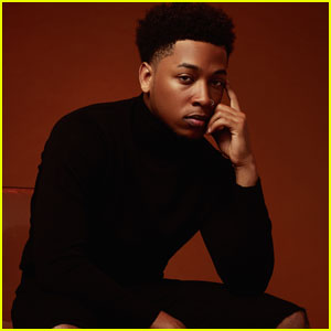 Actor/Singer Jacob Latimore Is A Neat Freak - Plus, More Fun Facts!
