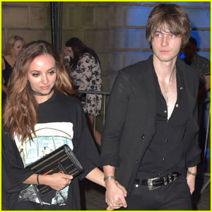 Jade Thirlwall Celebrates 24th Birthday With Boyfriend Jed Elliott