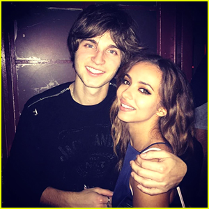 Little Mix's Jade Thirlwall & Boyfriend Jed Elliott Reunite!
