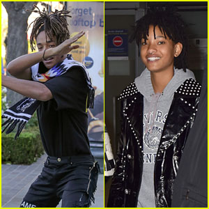 VIDEO: Jaden Smith Releases New Song 'Fallen' From Project 'Syre'!