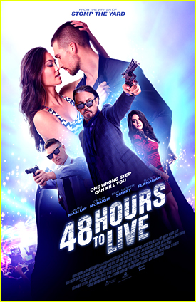 VIDEO: James Maslow Gets Involved In The Underground Dance World in New Flick '48 Hours To Live'