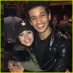 Jordan Fisher Had Jenna Ortega in Tears During His 'Hamilton' Debut