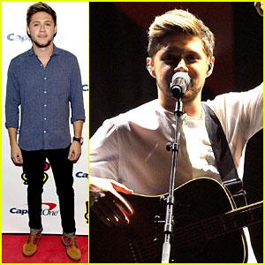 Niall Horan Makes His Solo Debut on Jingle Ball Tour!