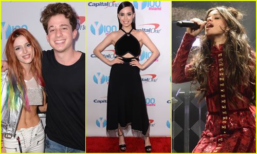 Jingle Ball Miami 2016: JJJ's Favorite Moments!