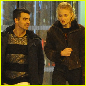 Joe Jonas & Sophie Turner Couple Up After Meeting Her Family!