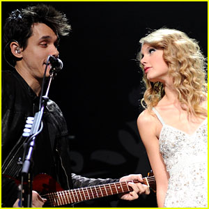 Taylor Swift S Ex John Mayer Calls Her Birthday The Lamest Day Of The Year John Mayer Taylor Swift Just Jared Jr
