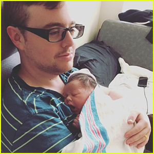 Austin & Ally's John Paul Green Welcomes First Child With Wife Lizzy!
