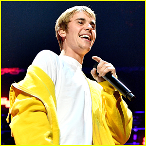 PHOTOS: Justin Bieber Rules The Stage at Jingle Ball LA 2016