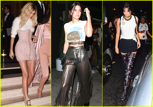 Do You Think These Were Kendall Jenner's Craziest Looks of 2016?