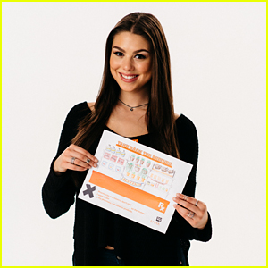 Kira Kosarin Promotes DoSomething's New Anti-Tobacco Campaign with truth