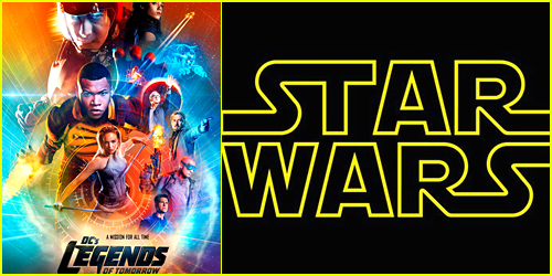 'Legends of Tomorrow' Return Episode Will Save 'Star Wars'!