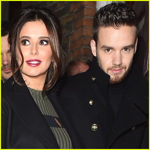 Liam Payne Shares Funny Christmas Card With Pregnant Girlfriend Cheryl Cole!