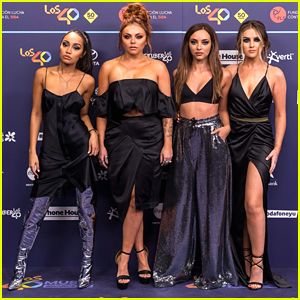 Little Mix Celebrate Another Week at #1 with 'Glory Days'!