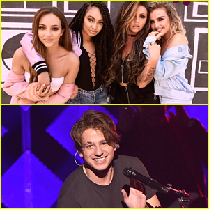 VIDEO: Little Mix & Charlie Puth Perform 'Oops' on 'X Factor' Final