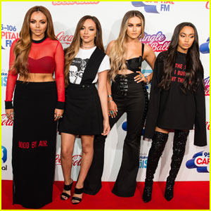 VIDEO: Perrie Edwards & Little Mix Giggle at Zayn Malik Callout From Fan