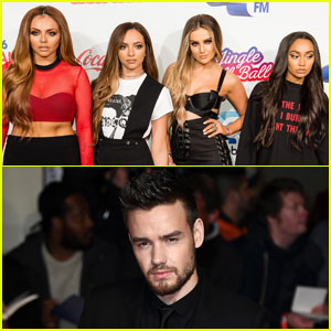 Little Mix Says Liam Payne Will Be an 'Amazing' Dad to His Baby With Cheryl Cole!