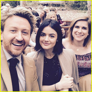 Lucy Hale Says Troian Bellisario's Wedding Was 'Absolute Perfection'
