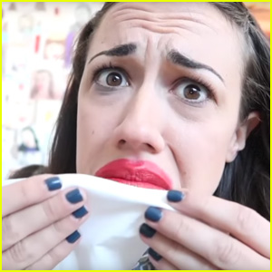 VIDEO: Miranda Sings Takes Off Her Lipstick to Announce Big News!