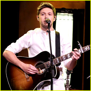 VIDEO: Watch Niall Horan Sing 'This Town' on 'Fallon'