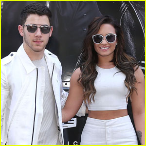 Nick Jonas is 'So Proud' of BFF Demi Lovato For Her Grammy Nomination!