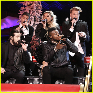 Pentatonix's Christmas Special Airs Next Week & We Are Way Too ...