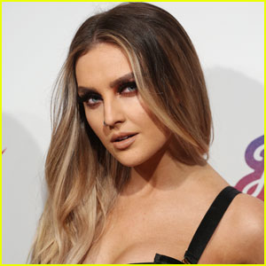 Perrie Edwards Learned to Develop a 'Thick Skin'