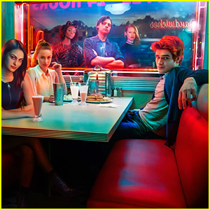 CW's 'Riverdale' Gets Diner-Inspired Poster