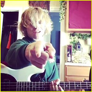 VIDEO: Ross Lynch Kicks Off Day By Rocking Out To Michael Jackson