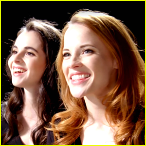 VIDEO: Vanessa Marano & Katie Leclerc Thank The Fans In 'Switched at Birth's New Season Promo
