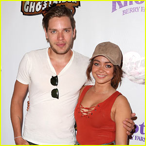 Sarah Hyland & Dominic Sherwood Are Ultimate Couple Goals!