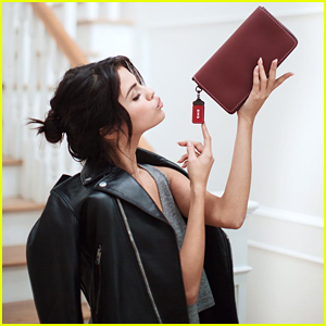 Selena Gomez Says 'Ahhhhhh' About Collaborating with Coach