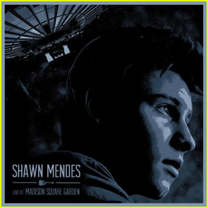 Shawn Mendes To Release 'Live at Madison Square Garden' Album on Friday!