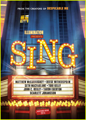'Sing' Soundtrack Features Ariana Grande & Tori Kelly - Listen Now!