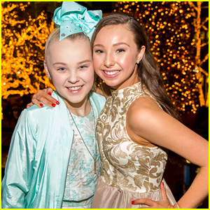 Dance Moms' Sophia Lucia Gets JoJo Siwa's Support at 'Nutcracker Christmas' Premiere!