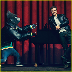 All The Videos Ever of 'Sing's Taron Egerton Singing - Watch!