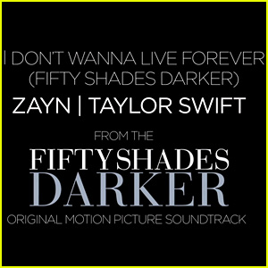 Taylor Swift & Zayn Drop 'I Don't Wanna Live Forever' Lyric Video