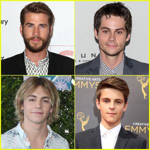 JJJ's Top 20 Actors of 2016 Includes Liam Hemsworth, Ross Lynch, & More