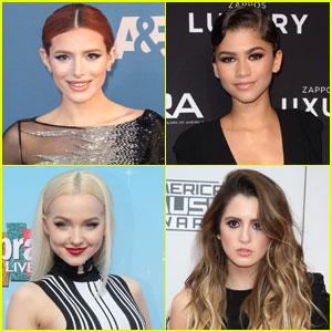 JJJ's Top 20 Actresses of 2016 Include Bella Thorne, Zendaya, & More